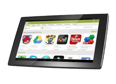 """Archos 10.1"""" Tablet Cobalt 10 1 (Dual Core, WIFi, JellyBean)"""